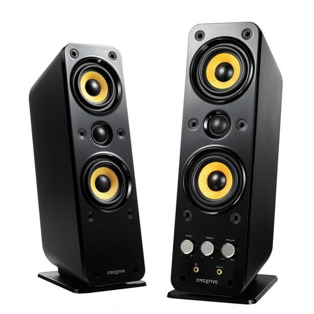 ALTAVOCES CREATIVE GIGAWORKS T40 SERIES II
