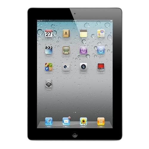 APPLE iPad 2 WiFi 16 GB negro